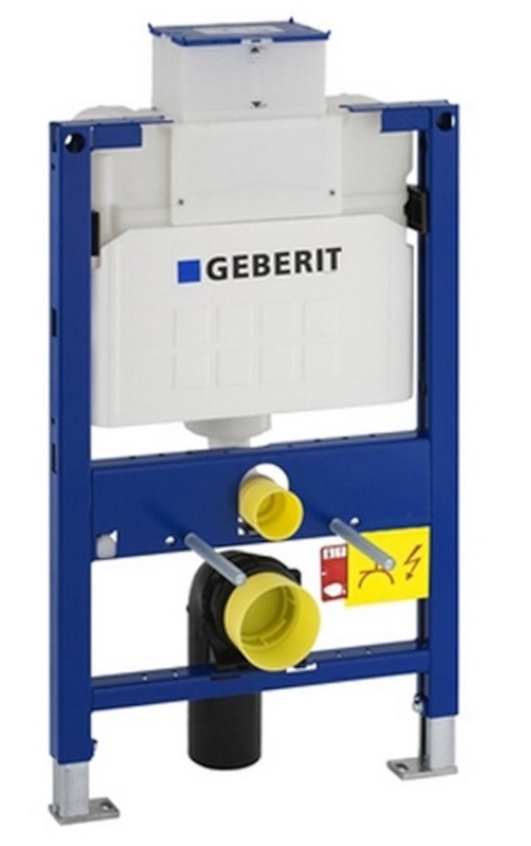 Nádržka do lehké stěny k WC Geberit Duofix 111.003.00.1