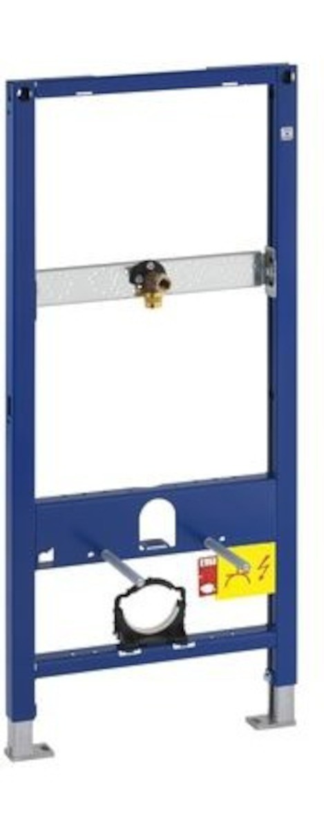 Nádržka do lehké stěny k závesnému kombi WC Geberit Duofix 111.203.00.1