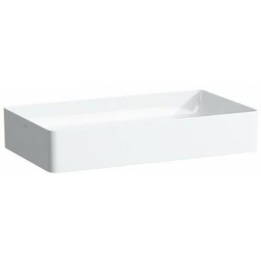 Umývadlo na dosku Laufen Living Square 60x34 cm H8114340001121