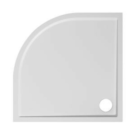 Sprchová vanička štvrťkruhová Jika Padana 90x90 cm liaty mramor H2119330000001