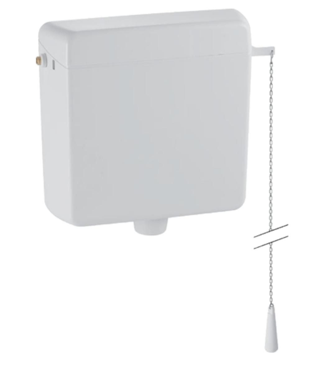 Nádržka na stěnu k WC Geberit AP 123.700.11.1