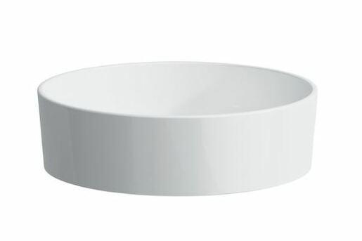 Umývadlo na dosku Laufen Kartell By Laufen 42x42 cm H8123314001121