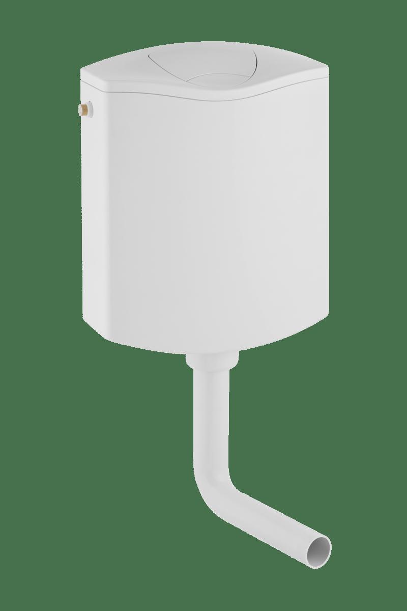Nádržka na stěnu k WC Geberit AP 136.430.11.1