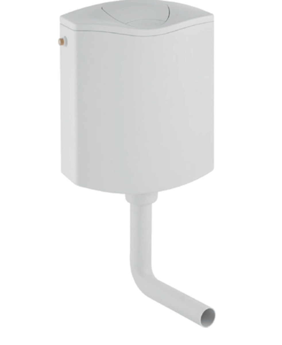 Nádržka na stěnu k WC Geberit AP 136.444.11.1