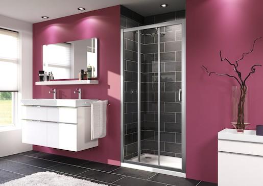 Sprchové dvere 100 cm Huppe Next 140305.069.322