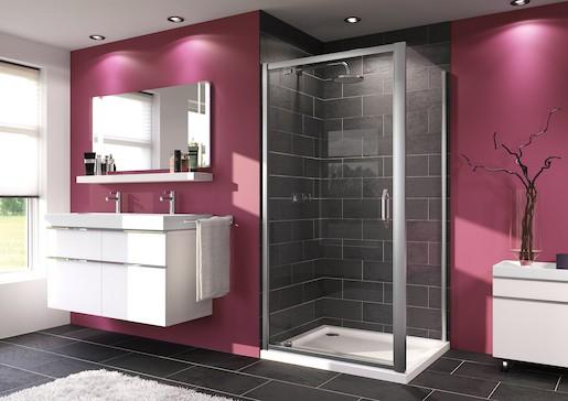 Sprchové dvere 100 cm Huppe Next 140705.069.322