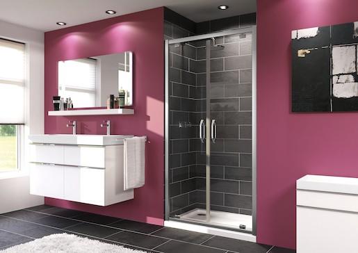 Sprchové dvere 100 cm Huppe Next 140907.069.322
