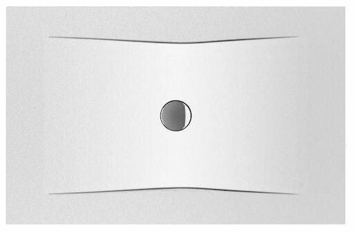 Sprchová vanička obdĺžniková Jika Pure 120x80 cm smaltovaná oceľ H2164200000001