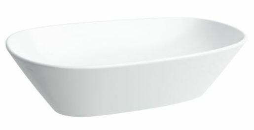 Umývadlo na dosku Laufen Palomba 52x38 cm H8168020001121