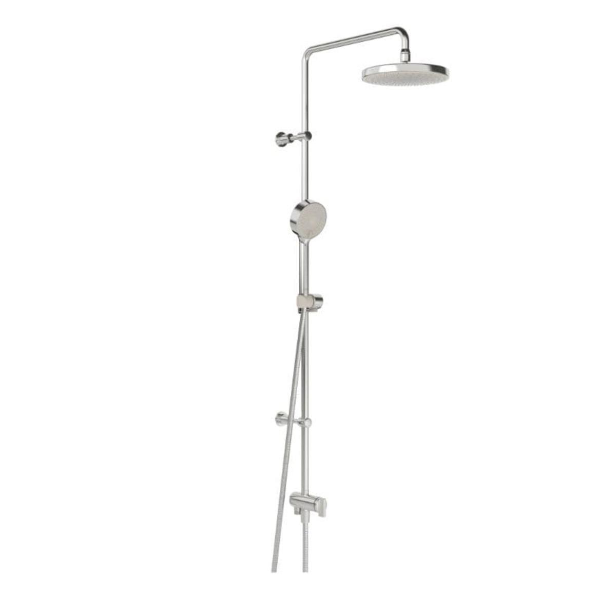 Sprchový systém Hansa Basicjet bez batérie chróm 44380200