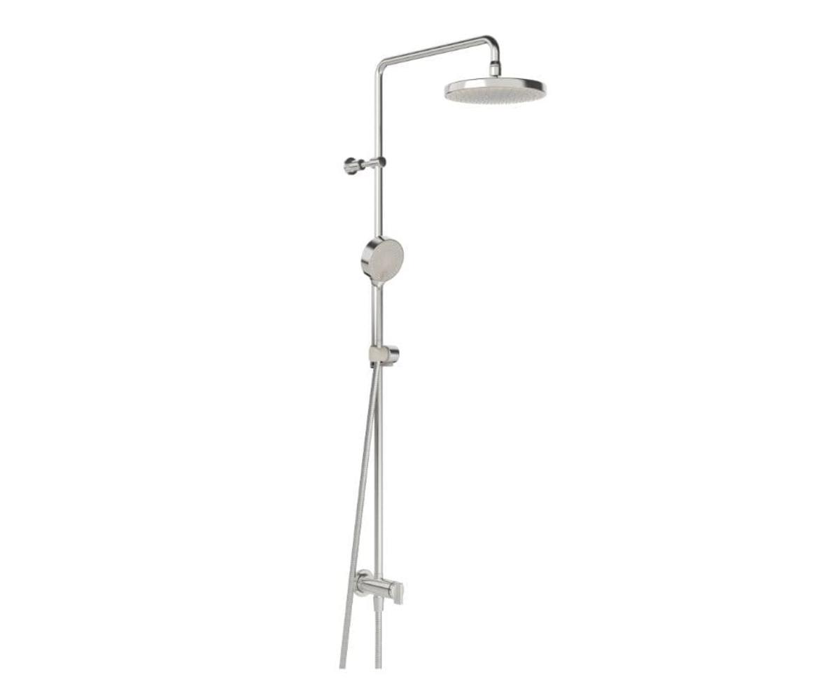 Sprchový systém Hansa Basicjet bez batérie chróm 44390200