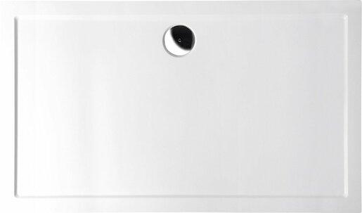 Sprchová vanička obdĺžniková Polysan Karia 120x80 cm 48511