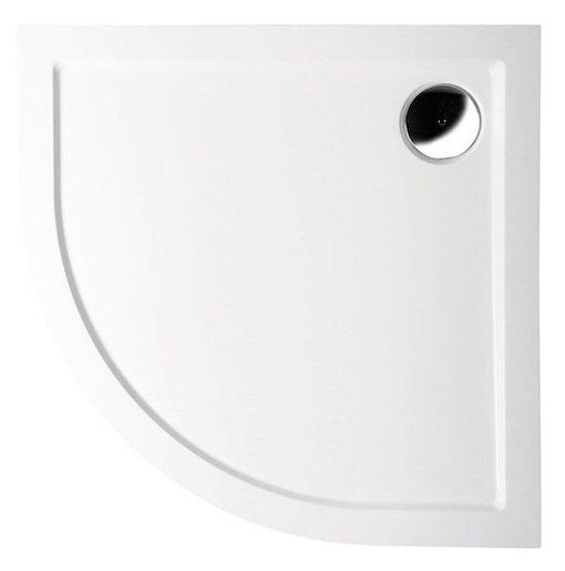Sprchová vanička štvrťkruhová Polysan Sera 90x90 cm 61511