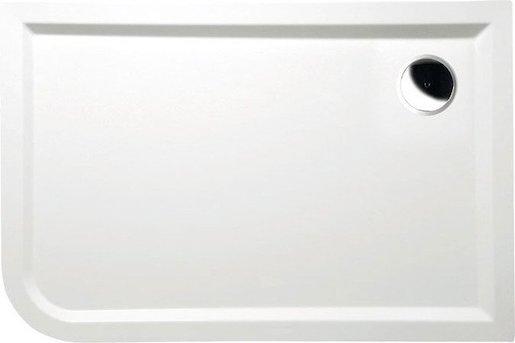 Sprchová vanička obdĺžniková Polysan Styx 120x80 cm 68611