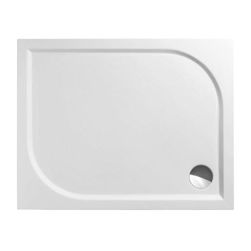Sprchová vanička obdĺžniková Roth Rectan-M 120x80 cm liaty mramor 8000167