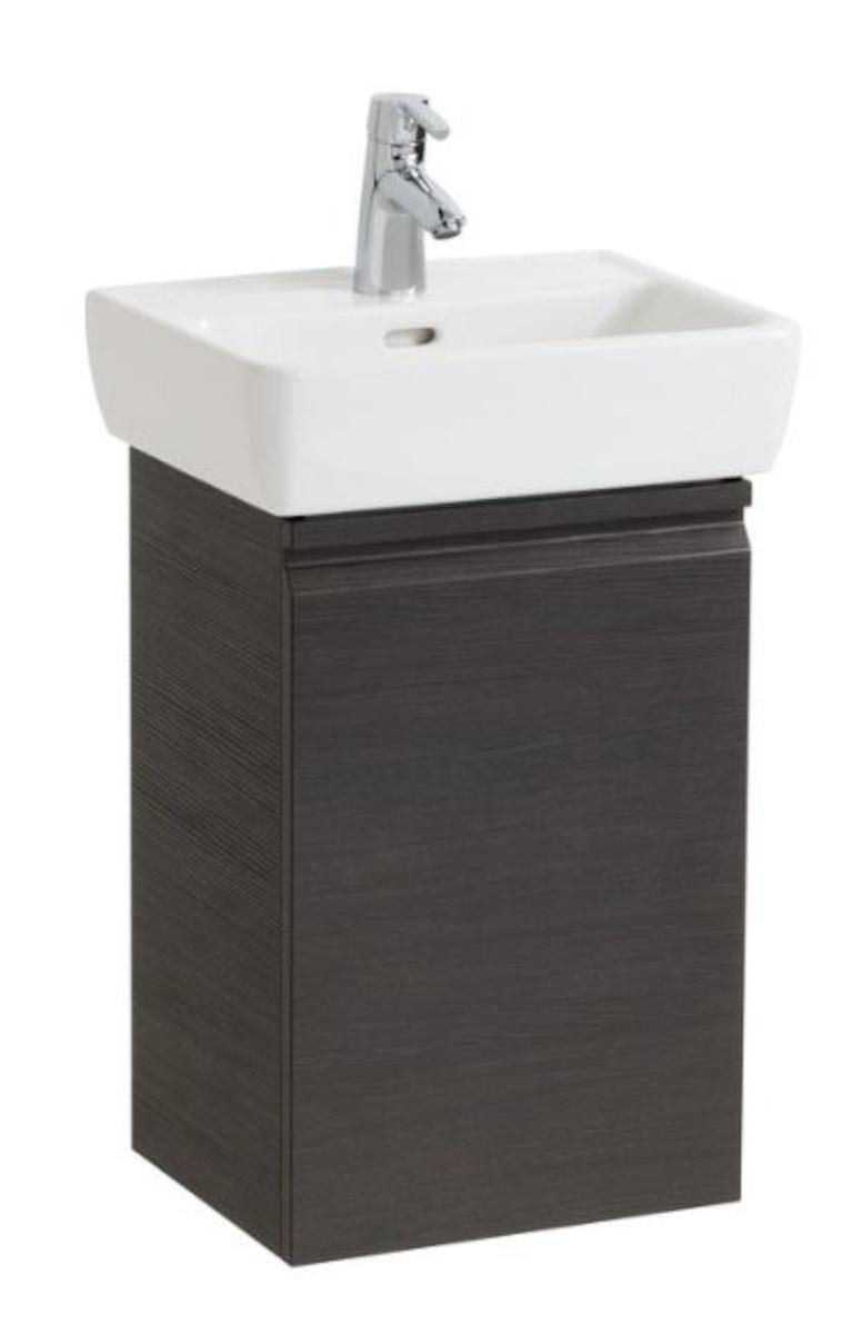 Kúpeľňová skrinka pod umývadlo Laufen Laufen Pro 47x31x58 cm biela H4830120954631