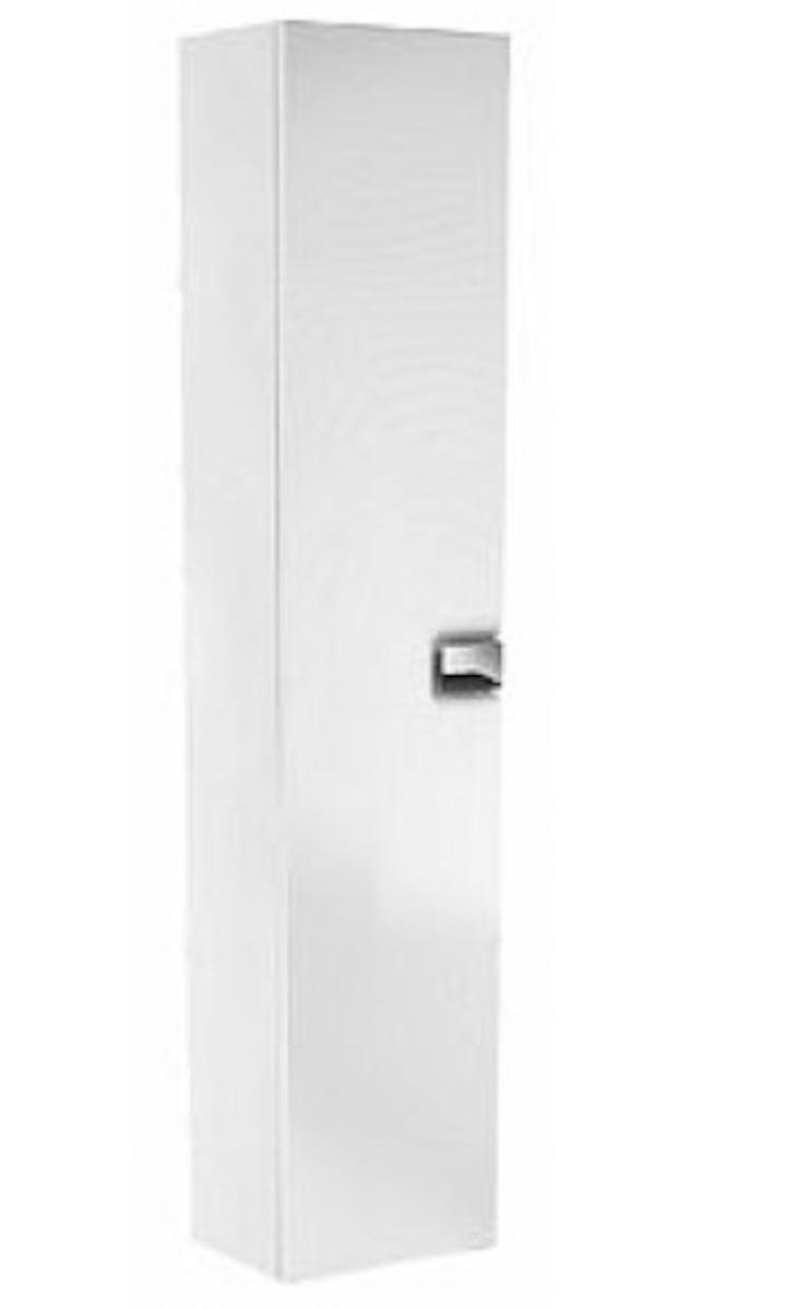 Kúpeľňová skrinka vysoká Kolo Twins 35x27,5x180 cm biela lesk 88460000