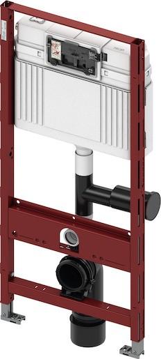 Nádržka do lehké stěny k WC Tece Profil 9.300.003