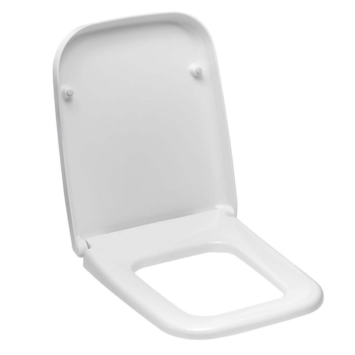 WC doska Vitra Shift duroplast biela 91-003-409