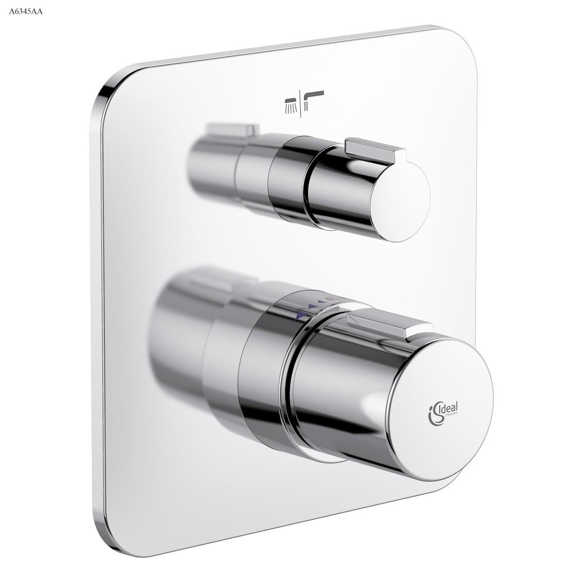Tonic II vanový termostat podom, dil 2 A6345AA - Ideal Standard Tonic II A6345AA