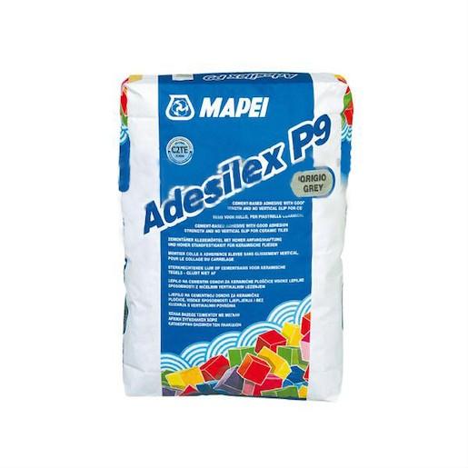Lepidlo Mapei Adesilex P9 šedá 5 kg C2TE ADESILEXP95