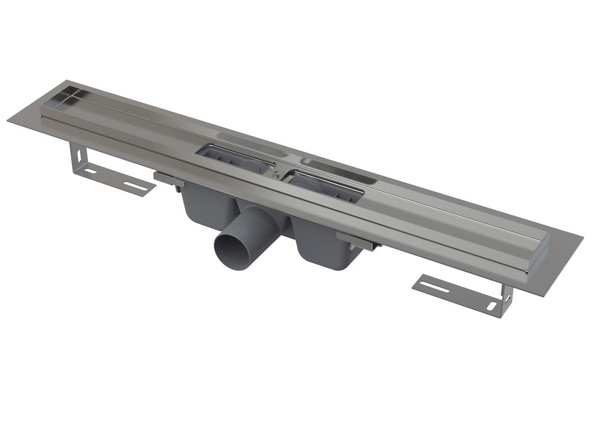 Sprchový žľab Alcaplast 75 cm nerez APZ1-750