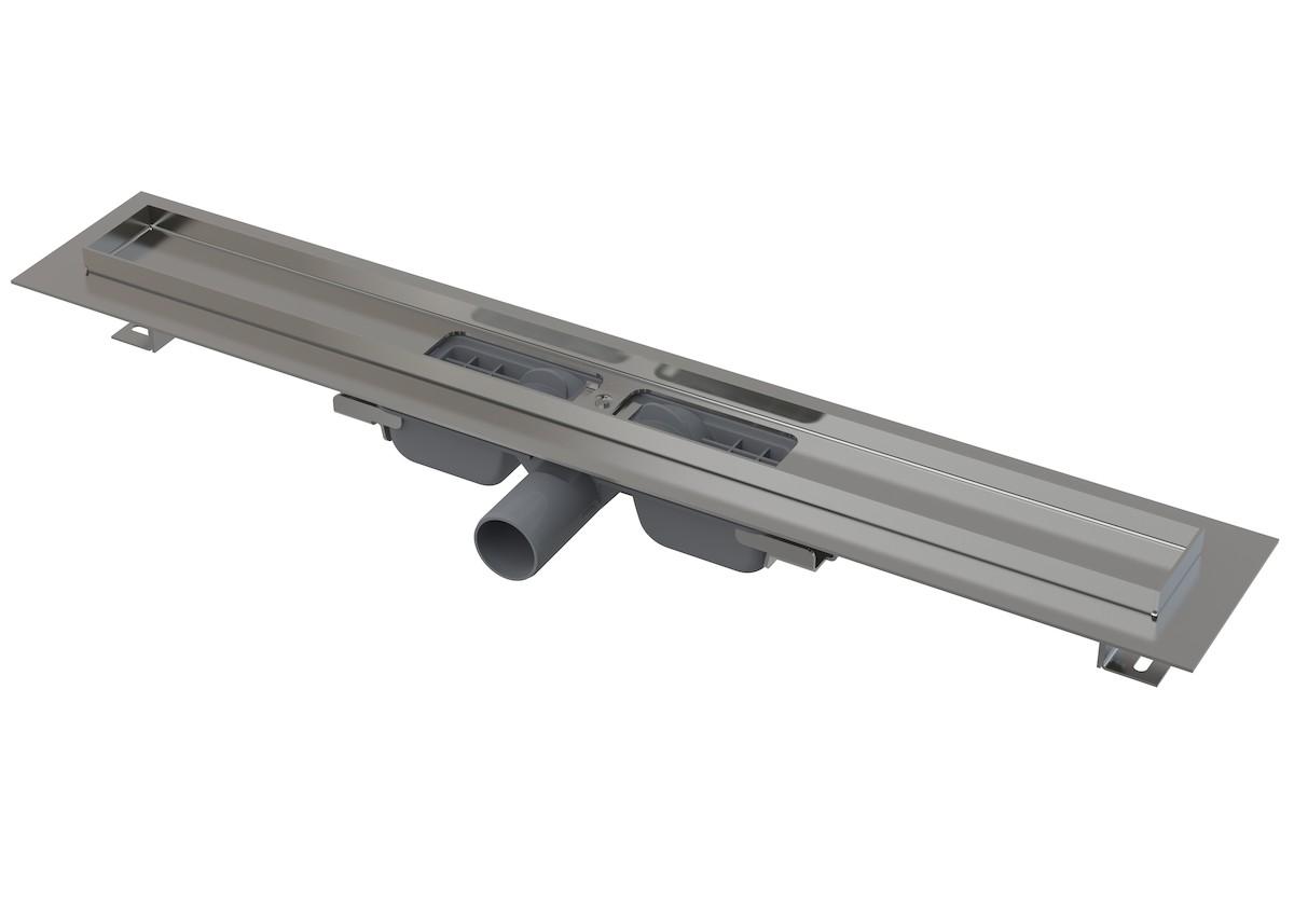 Sprchový žľab Alcaplast 75 cm nerez APZ101-750
