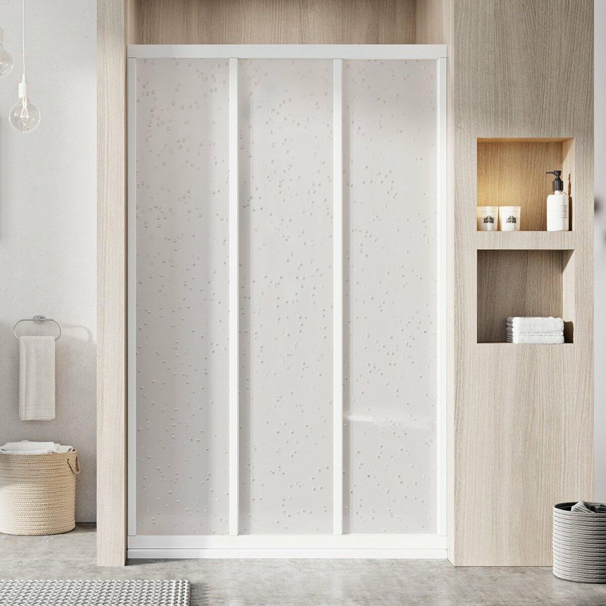 Sprchové dvere 80x188 cm Ravak Supernova biela 00V4010211