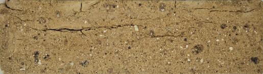 Kamenná mozaika Briqueta nature 24x6 cm mat BRIQUETANA