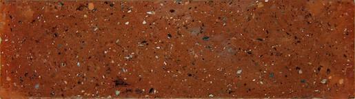 Kamenná mozaika Briqueta roja 24x6 cm mat BRIQUETARO