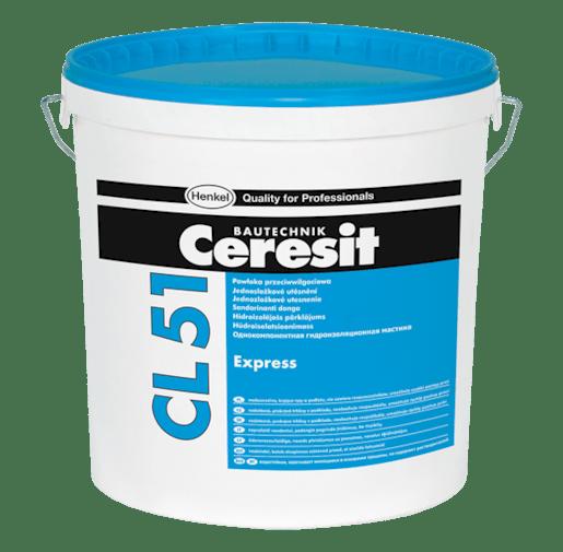 Hydroizolácia Ceresit CL51 15 kg CL5115