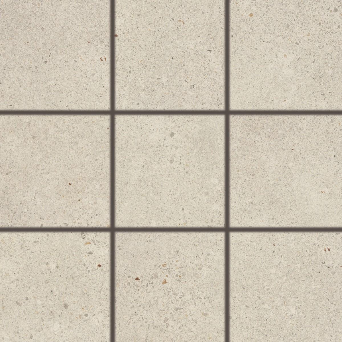 Dlažba Rako Piazzetta béžová 10x10 cm mat DAK12787.1