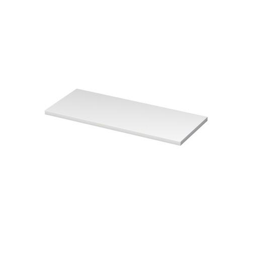 Doska pod umývadlo Naturel Ratio 120x3,6x50 cm biela lesk DE36.120.9016G