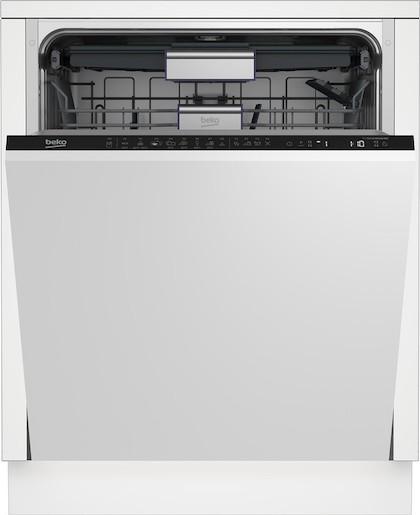 Vstavaná umývačka riadu Beko 60 cm DIN28421