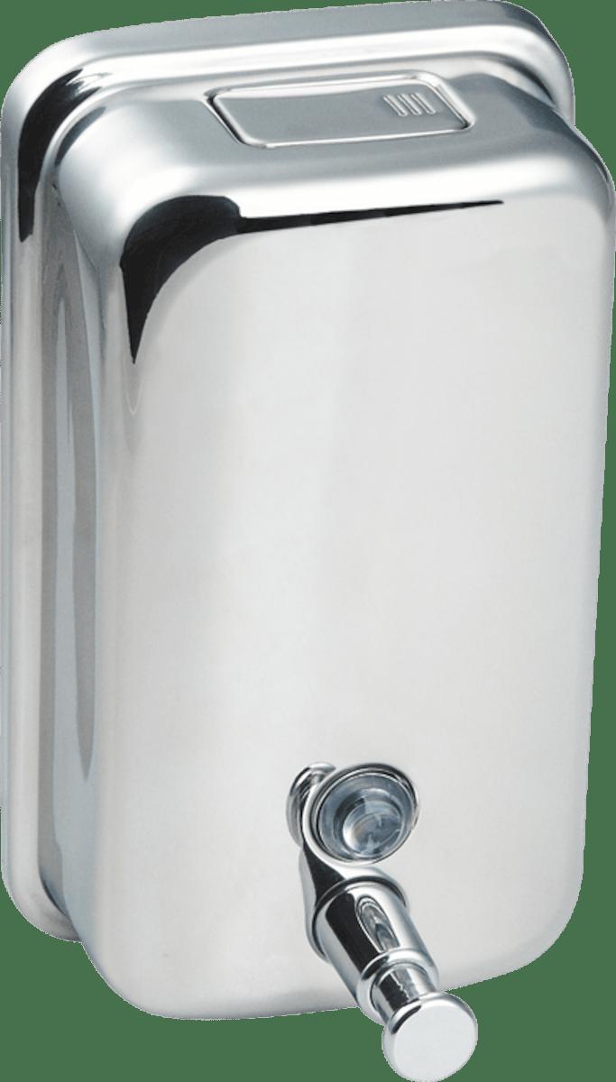 Dávkovač mydla Multi nerez DM500NRZ objem 500 ml