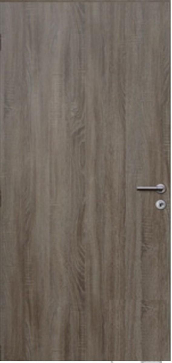 Protipožiarne dvere Naturel Technické ľavé 80 cm dub DPODA80L