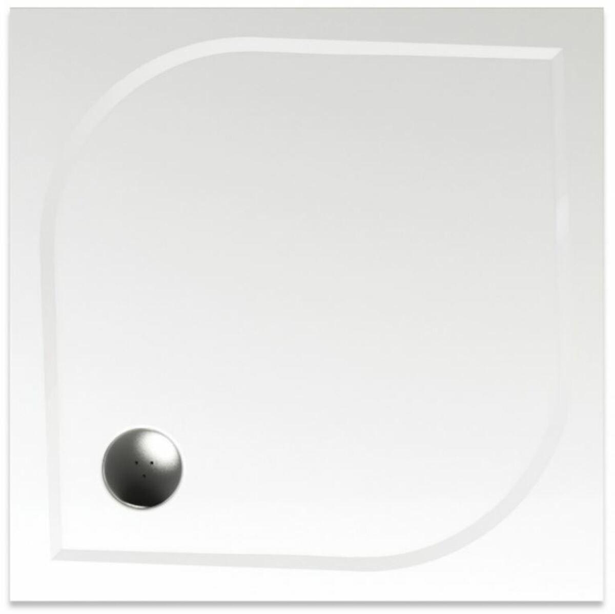 Vanička Draco 90/90/3 cm litý mramor