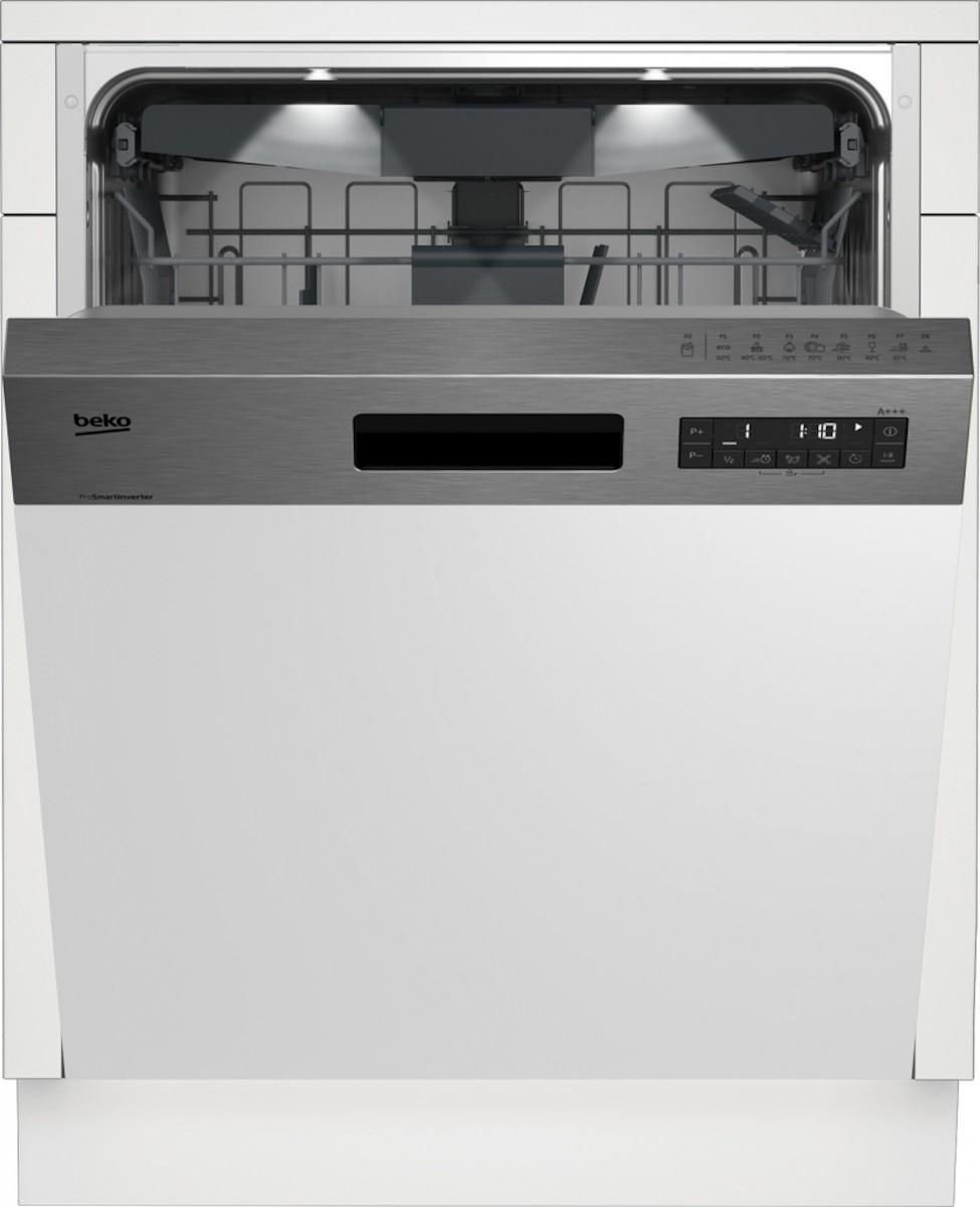 Vstavaná umývačka riadu Beko 60 cm DSN28430X