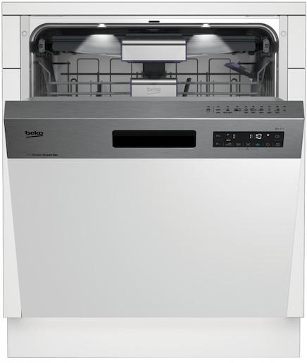 Vstavaná umývačka riadu Beko 60 cm DSN39430X
