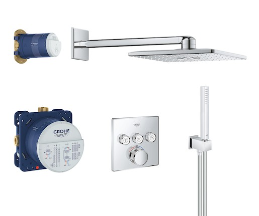 Sprchový set Grohe SMART CONTROL 34706000