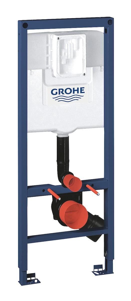 Nádržka do lehké stěny k WC Grohe Rapid SL 38675001