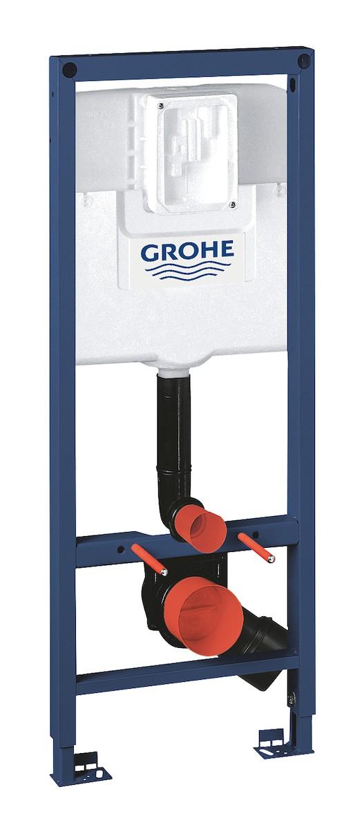 Nádržka do lehké stěny k WC Grohe Rapid SL 38713001