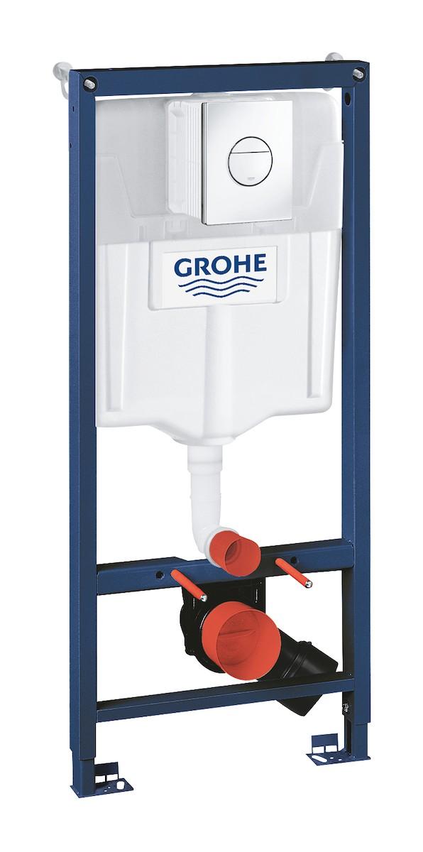 Nádržka do lehké stěny k WC Grohe Rapid SL 38860000