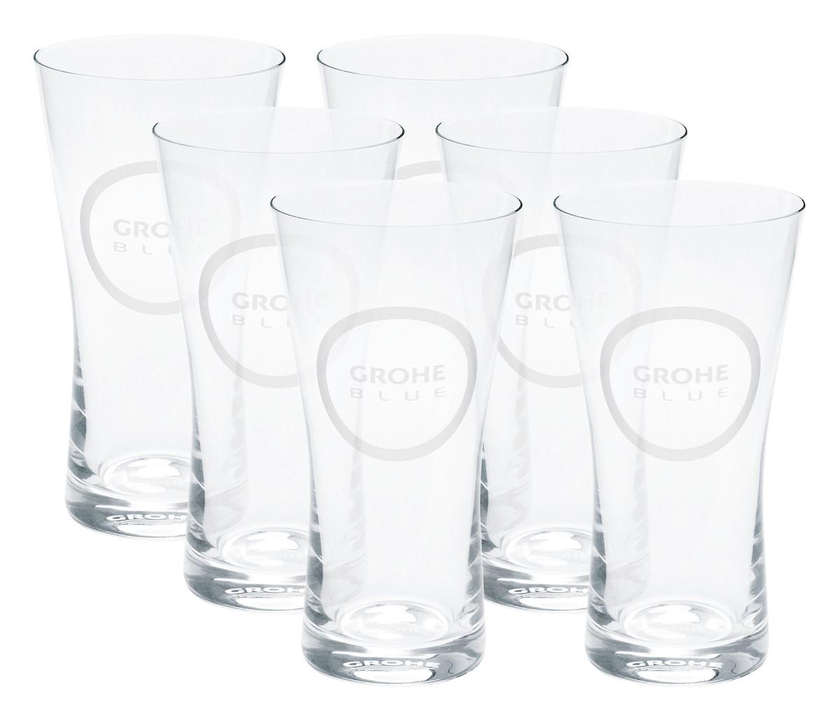 Poháre na vodu (6 ks) Grohe Blue Home 40437000