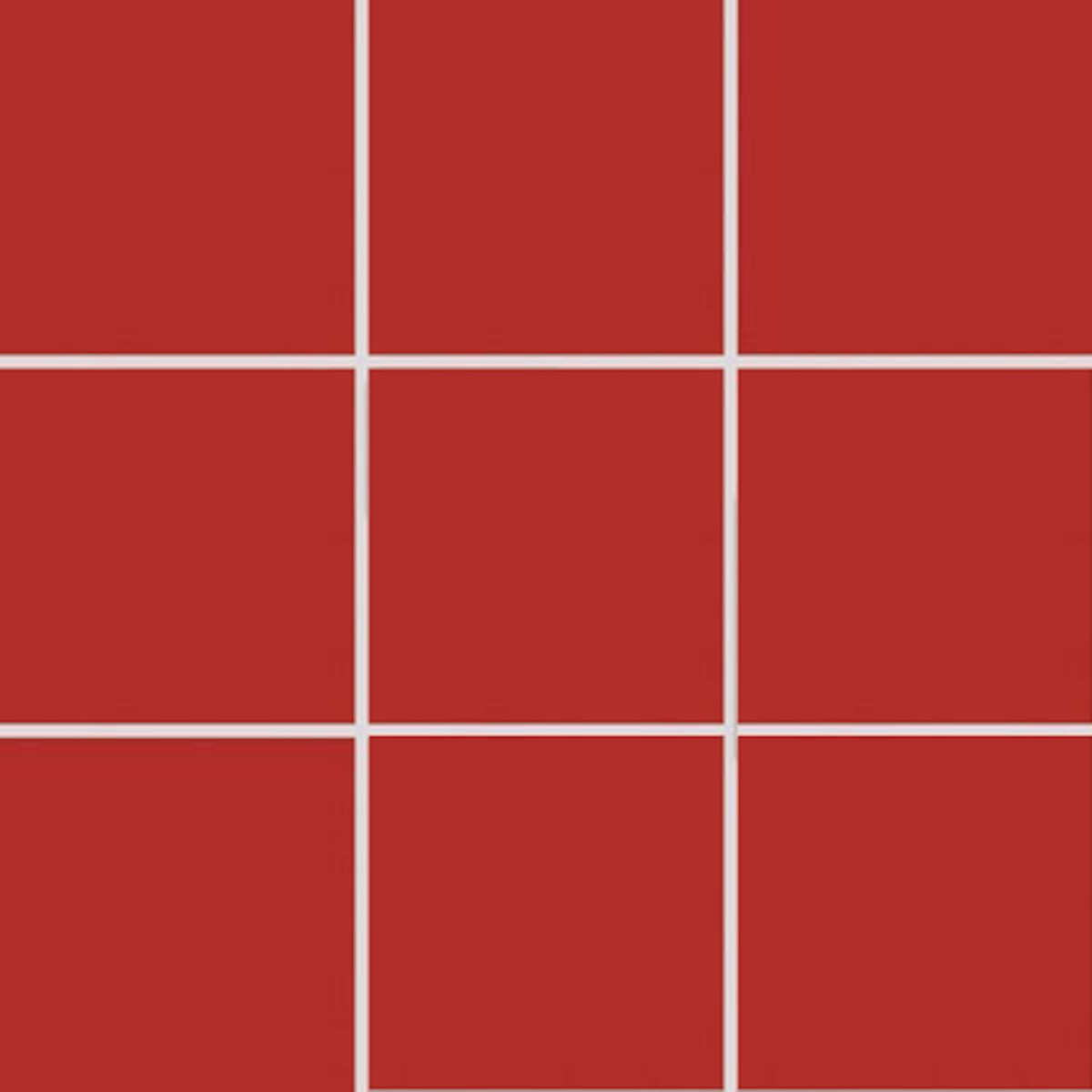 Mozaika Rako Color Two červená 10x10 cm lesk GAA0K359.1