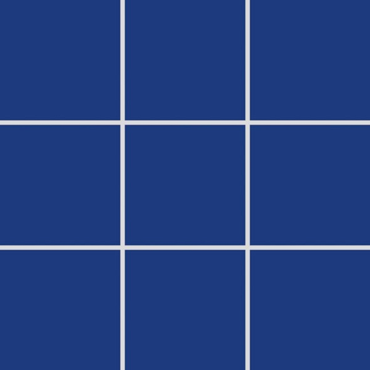 Mozaika Rako Color Two kobaltovo modrá 10x10 cm mat GAA0K555.1