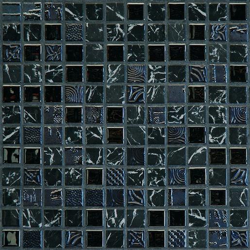 Sklenená mozaika Galaxy karat 30x30 cm lesk GALAXYKA
