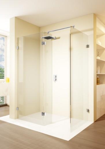 Sprchový kút obdĺžnik 180x200 cm Riho SCANDIC S405 chróm lesklý GC94200