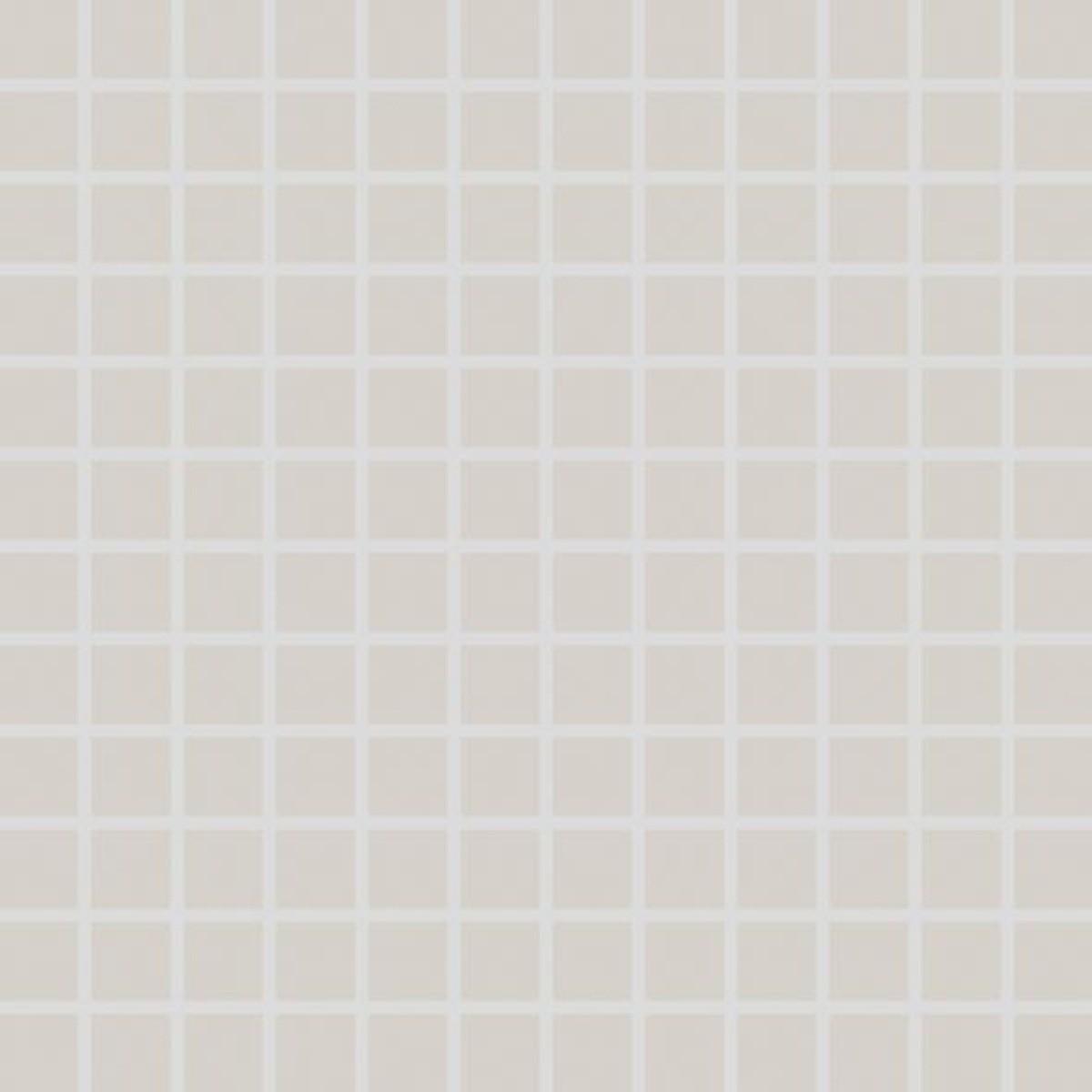 Mozaika Rako Color Two svetlo šedá 30x30 cm mat GDM02112.1
