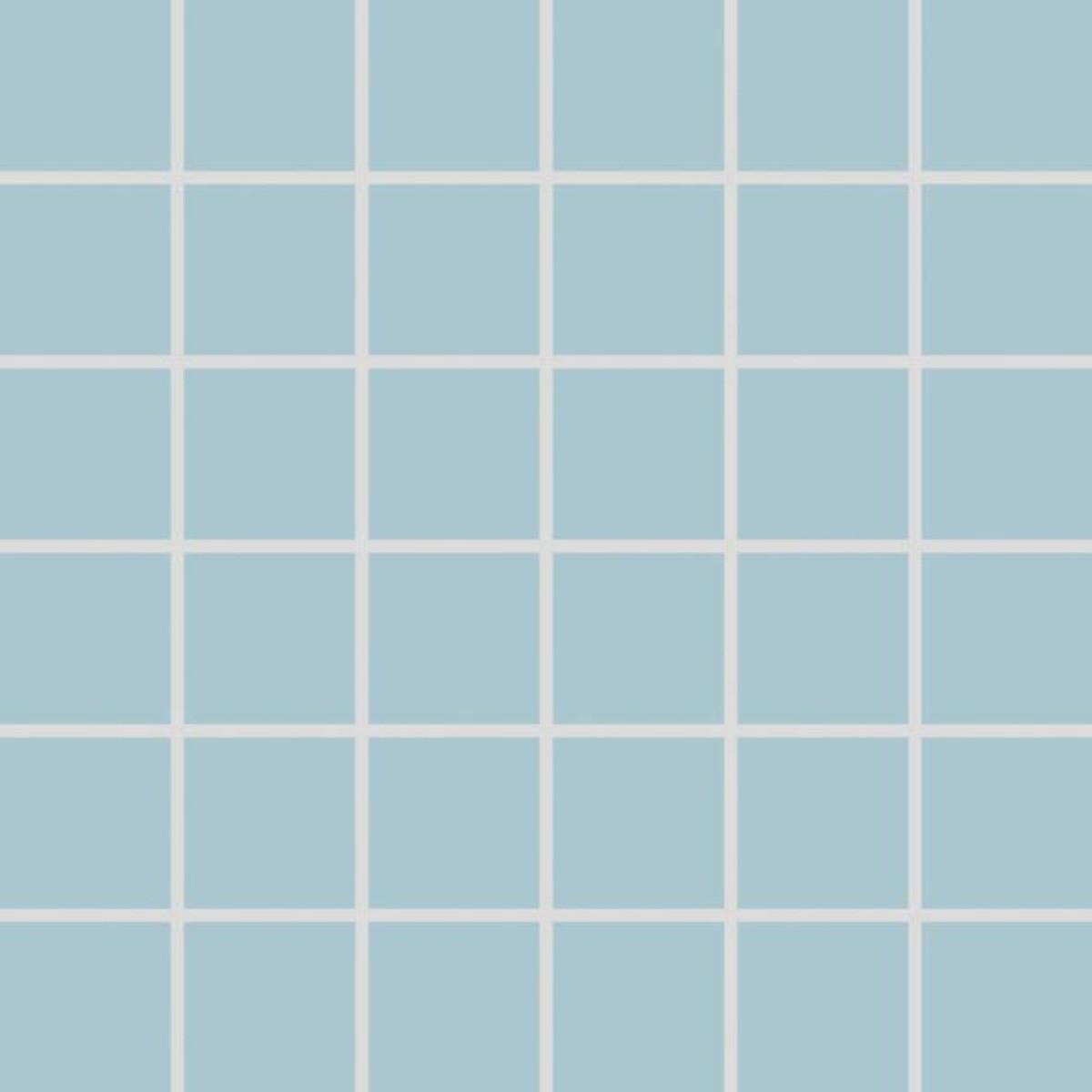 Mozaika Rako Color Two svetlo modrá 30x30 cm mat GDM05003.1